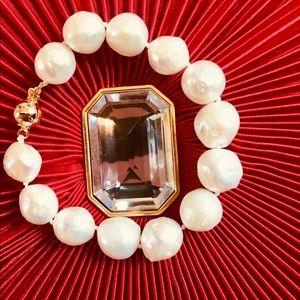 Jewelry - 🌹PEARL BRACELET 🌹